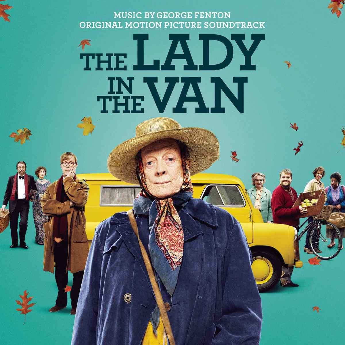 Lady in the van dvd date