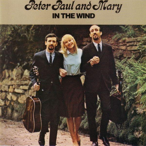 peter paul and mary blowin Blowin' in the wind by bob dylan song blowin%27 in the wind by bob blowin' in the wind by peter, paul, and mary entered billboard's hot top 100 chart.