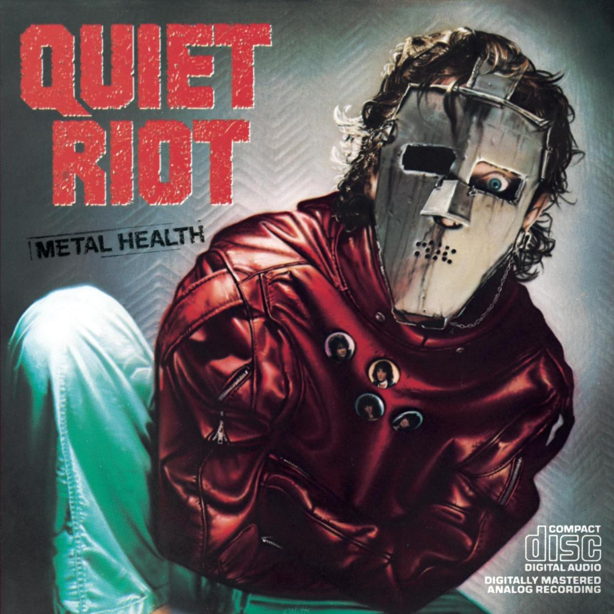 Cum on Feel the Noize by Quiet Riot