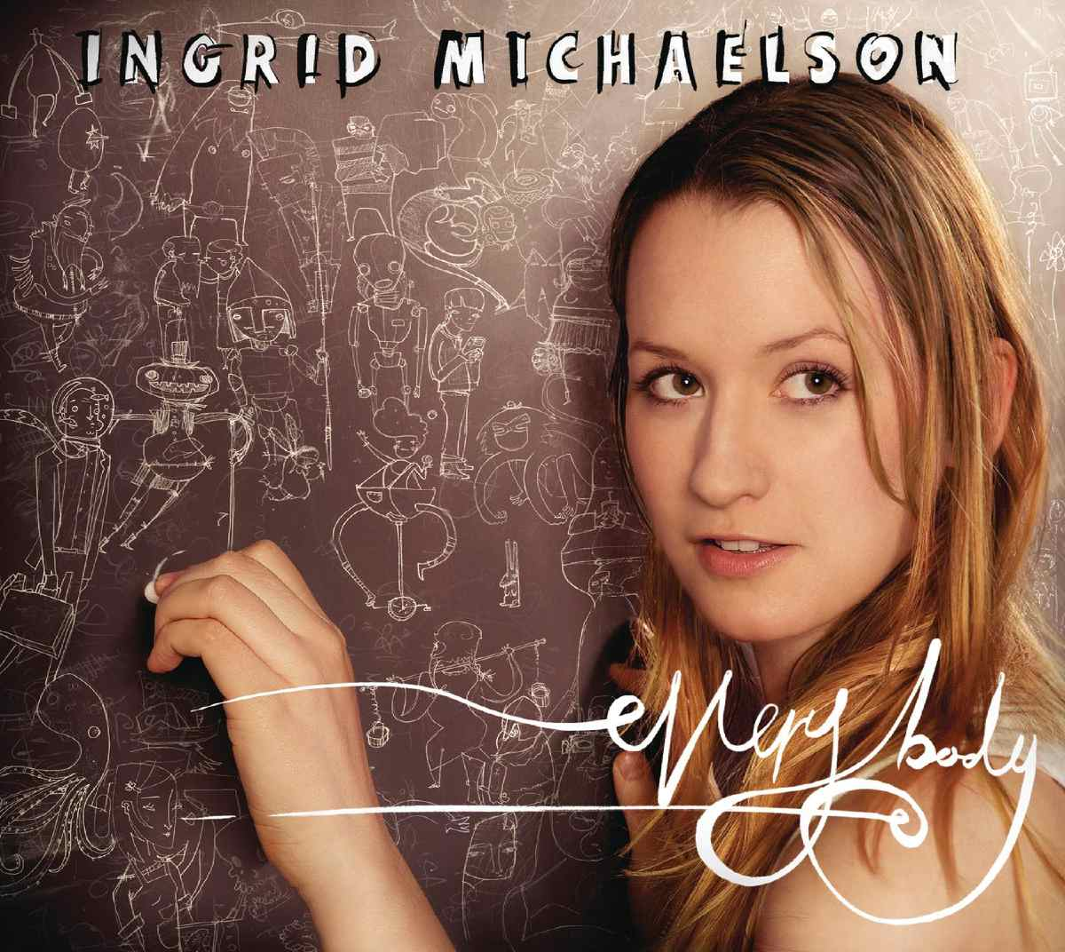 Turn to Stone by Ingrid Michaelson