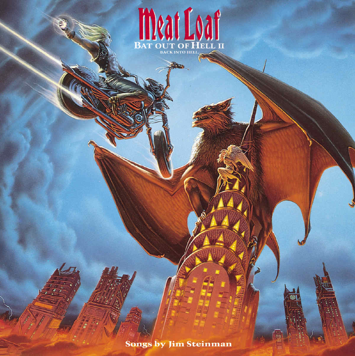 It Just Won't Quit by Meat Loaf