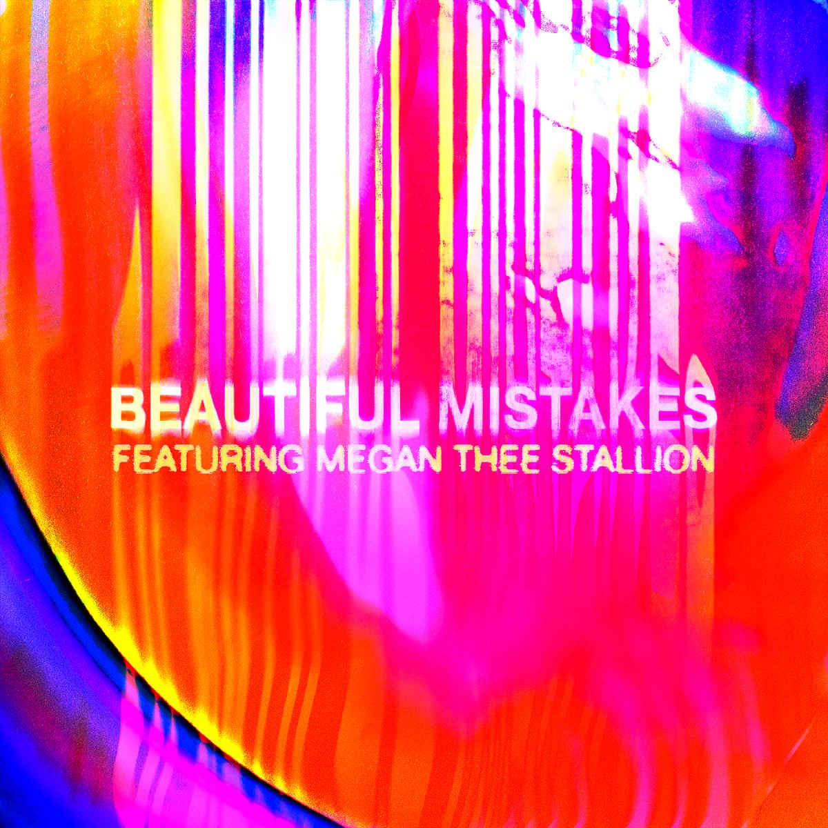 Beautiful Mistakes Lyrics ft. Megan Thee Stallion - Maroon