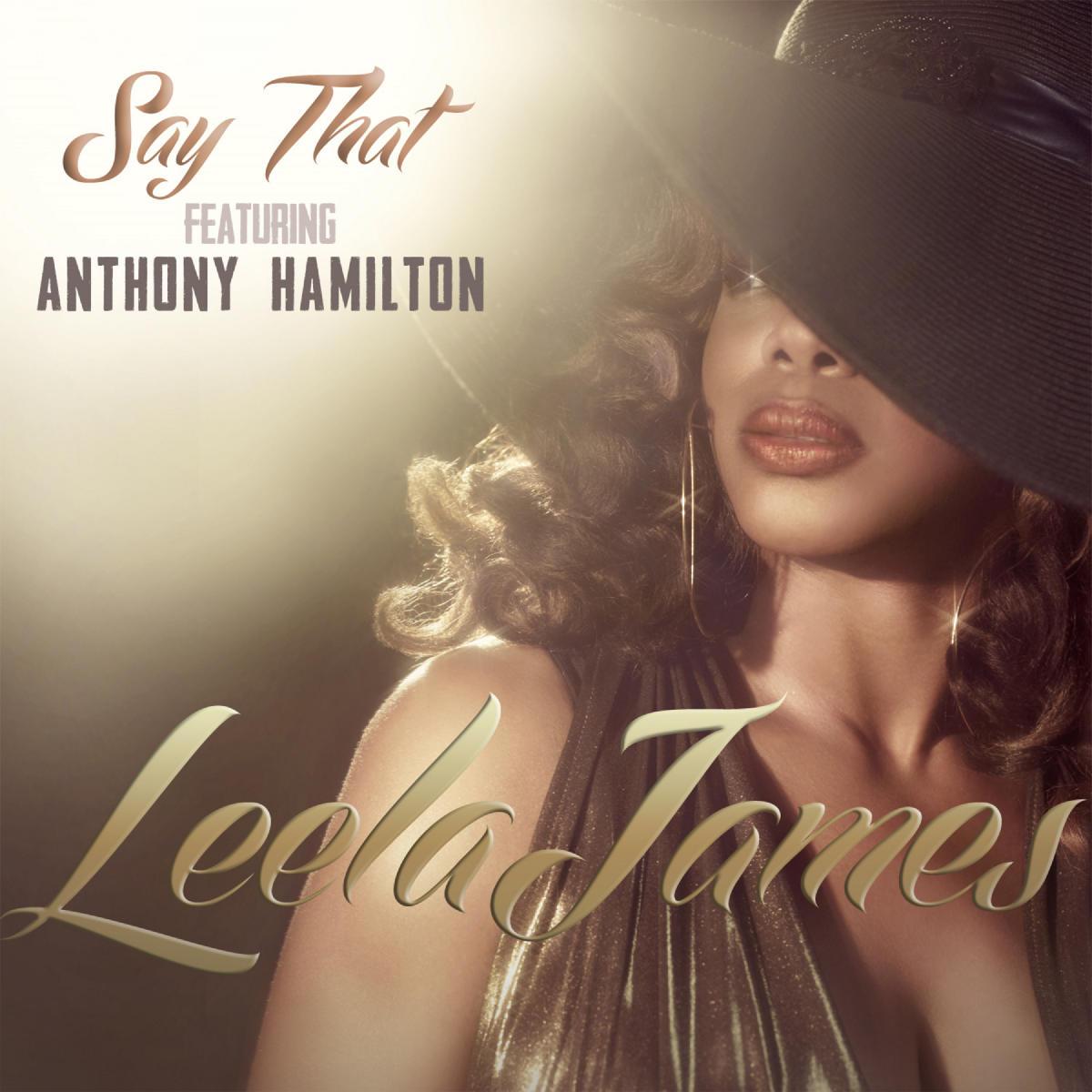 Say That (feat. Anthony Hamilton) by Leela James, Anthony Hamilton